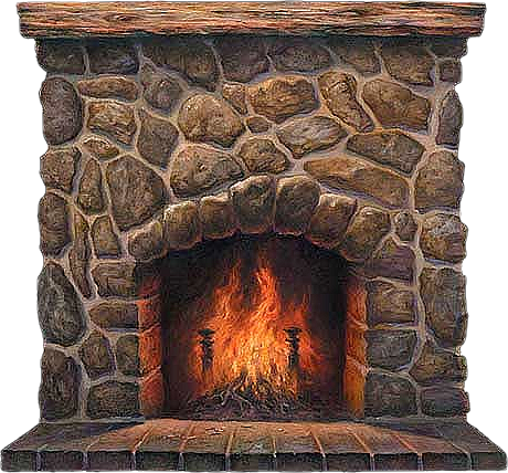 fireplace-clip-art Wfi Png u0 - Fireplace Clip Art