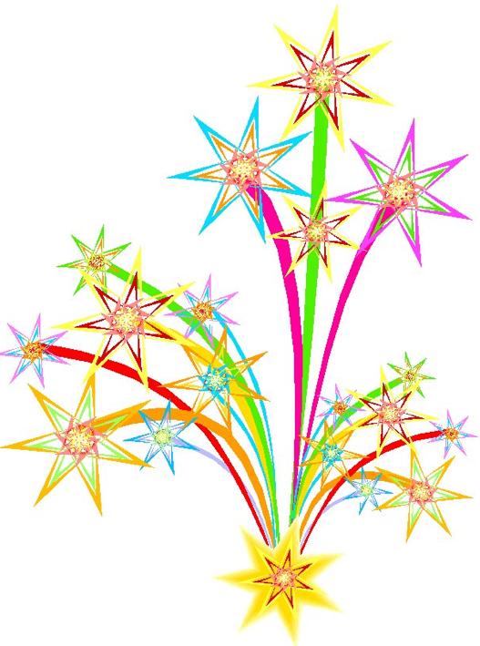 Fireworks Clip Art-Fireworks Clip Art-9