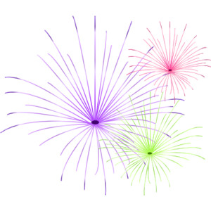 Fireworks Clip Art Free Clip  - Fireworks Pictures Free Clipart
