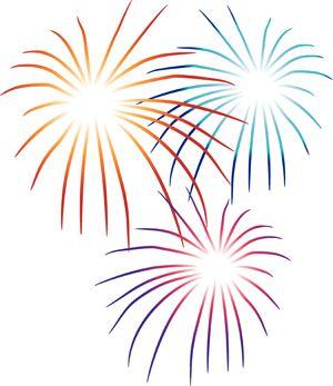 Fireworks Clipart | Fireworks - Clipart Fireworks