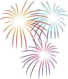 Fireworks Clipart | Fireworks Party, Plan a Fireworks Party, Plan a 4th of July