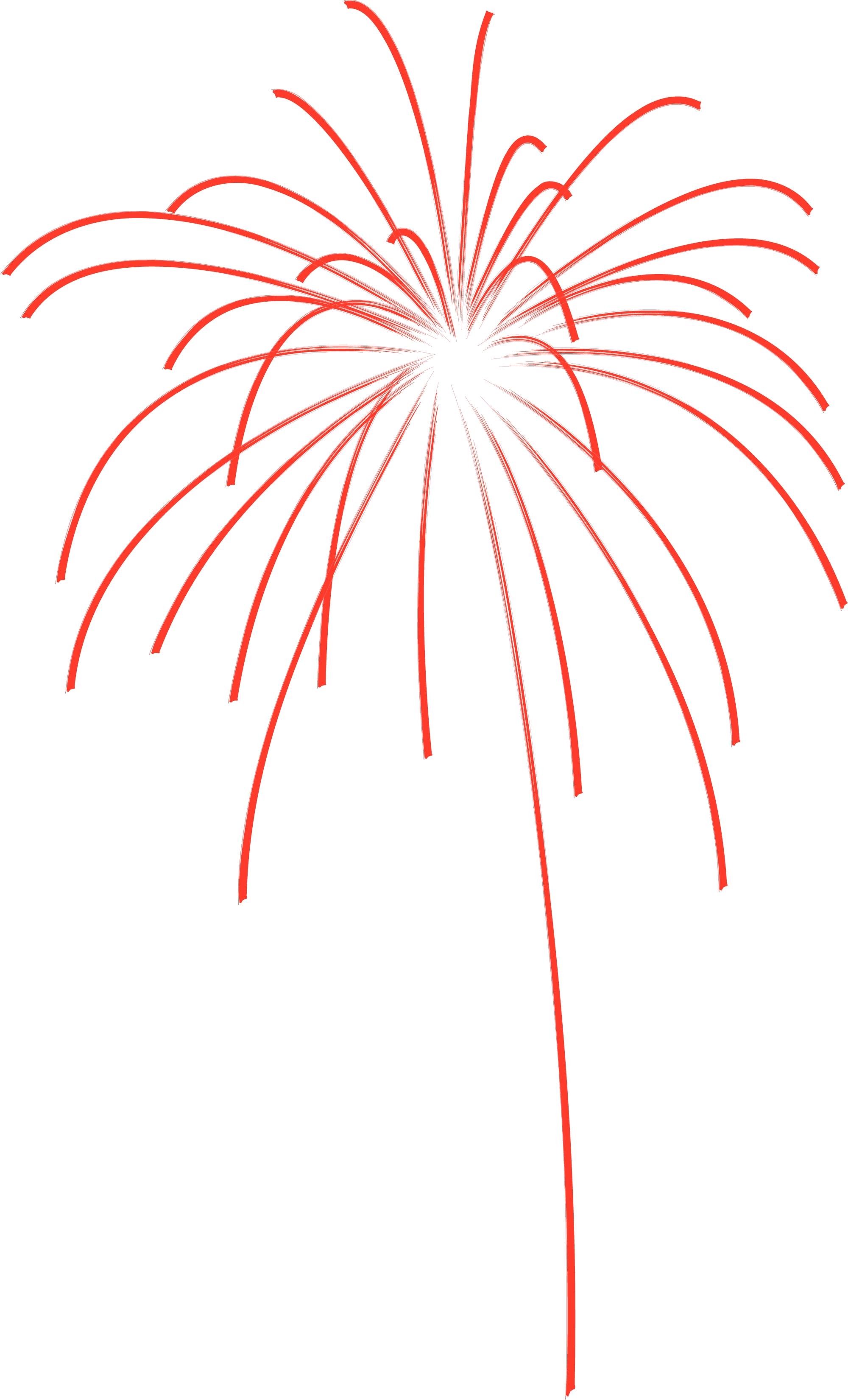 Fireworks firework clipart .