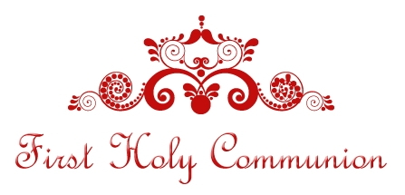 First Communion, Clip Art by Theme-First Communion, Clip Art by Theme-15