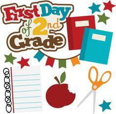 First Day Of 2nd Grade SVG .-First Day Of 2nd Grade SVG .-5