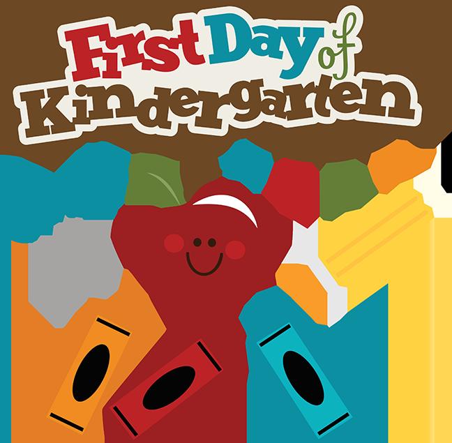 First Day Of Kindergarten SVG School Svg-First Day Of Kindergarten SVG school svg files crayon svg file-8