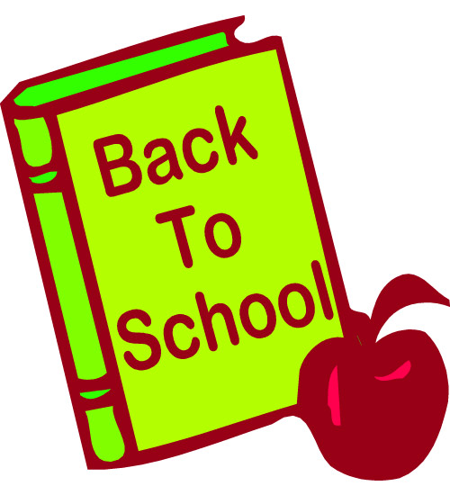 First Day Of School Clip Art - Clipart library. School House Clipart Free