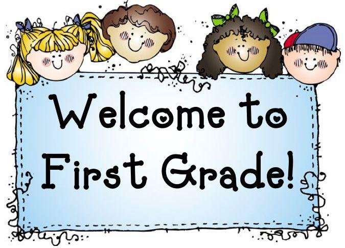 First Grade Clipart - .