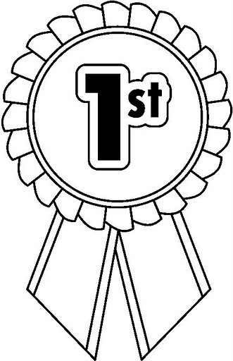 First Place Ribbon Clipart-First Place Ribbon Clipart-9