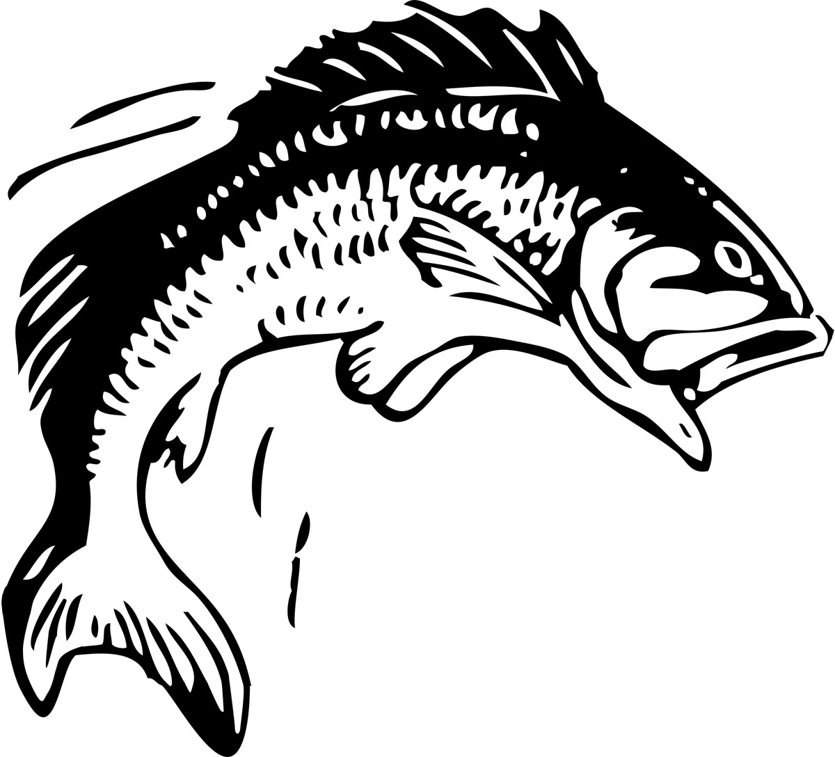 fish clipart-fish clipart-4