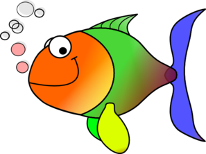 Fish Clip Art Vector-Fish Clip Art Vector-8