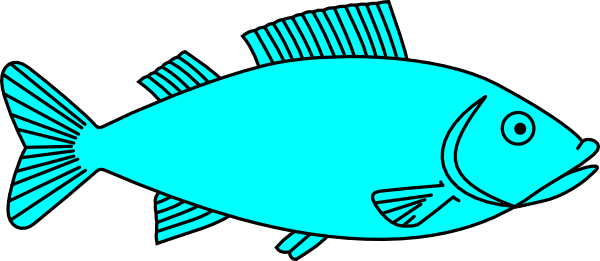 Fish clipart 5