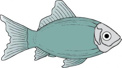 Fish Clipart - Dr. Odd-Fish Clipart - Dr. Odd-10