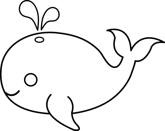 Fish Outline Clipart Black And White | C-Fish Outline Clipart Black And White | Clipart library - Free-8