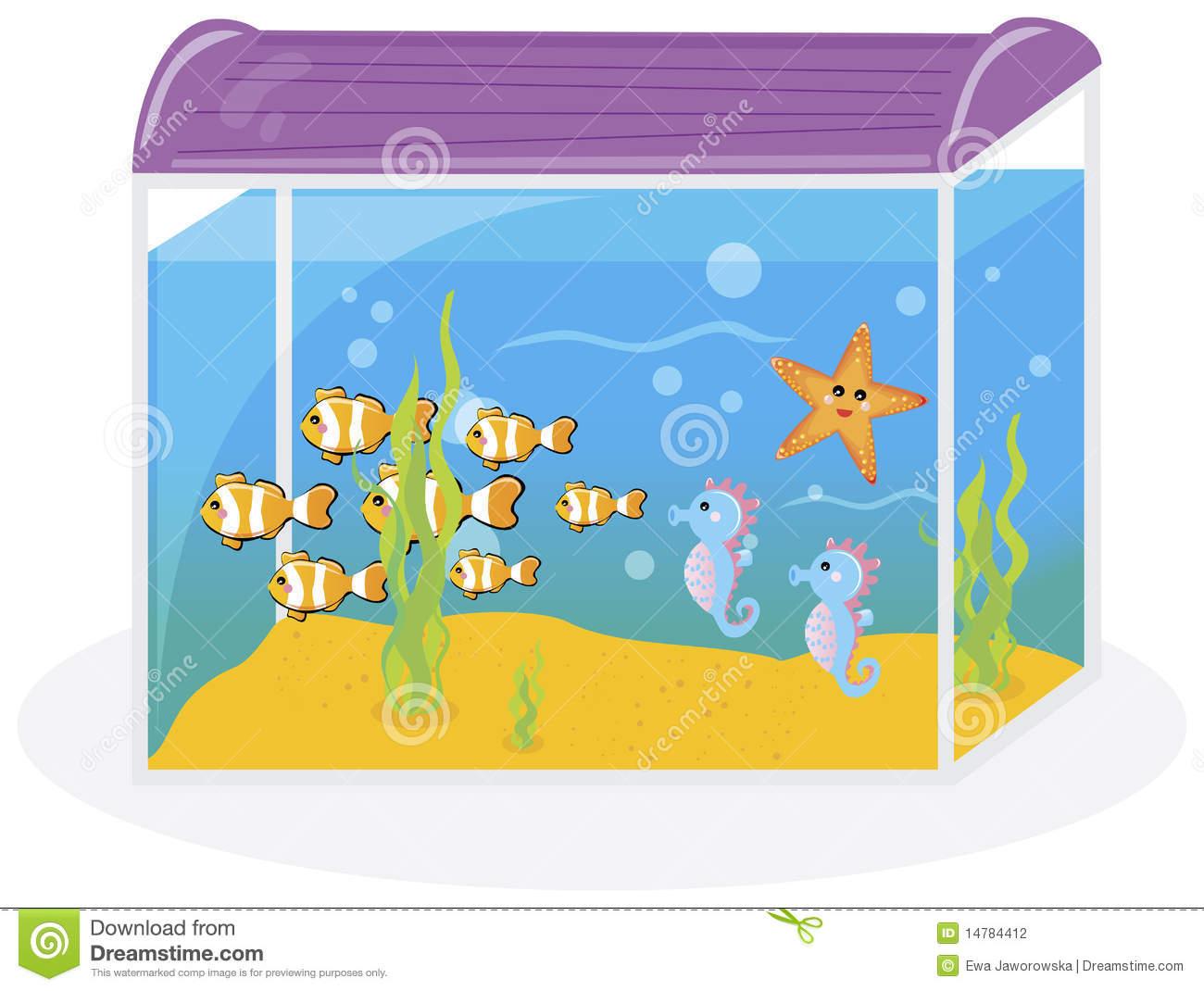 Fish Tank Clipart-Fish Tank Clipart-4