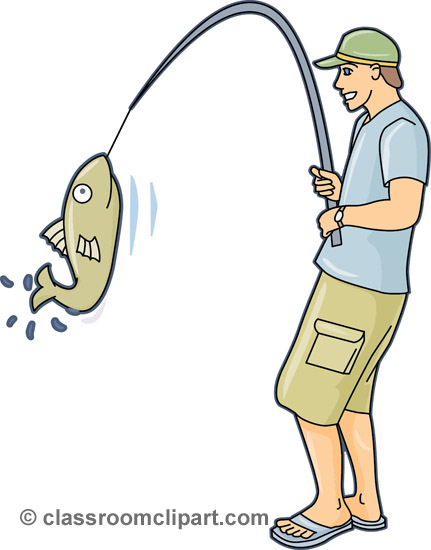 Fishing Clipart-fishing clipart-4