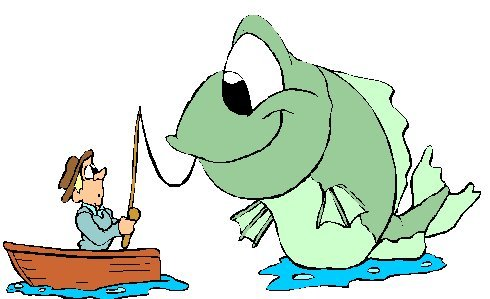 Fishing Clipart-fishing clipart-4