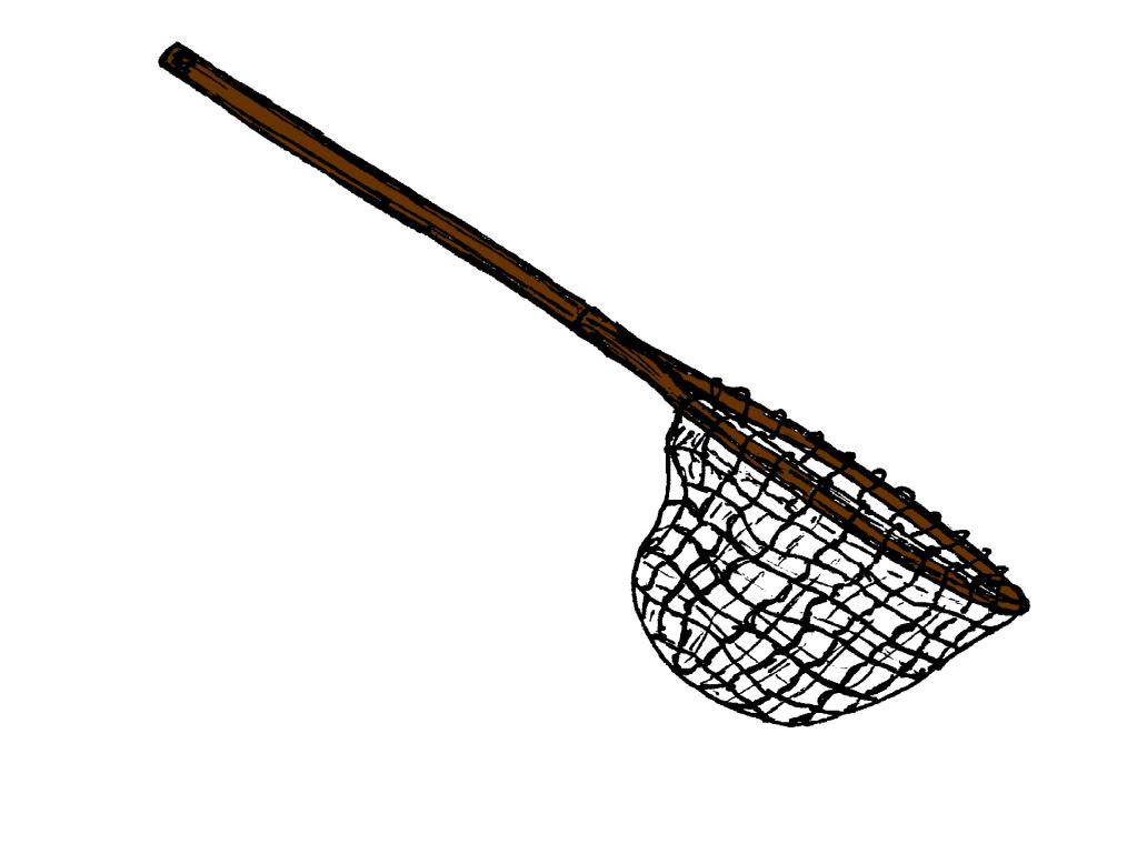 Fishing Net Clipart-fishing net clipart-3