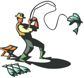 Fishing Clip Art-Fishing Clip Art-5