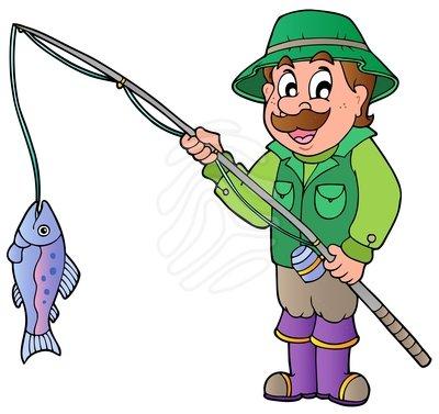 Fishing Fisherman Of Men Clipart Clipart-Fishing fisherman of men clipart clipart kid-9