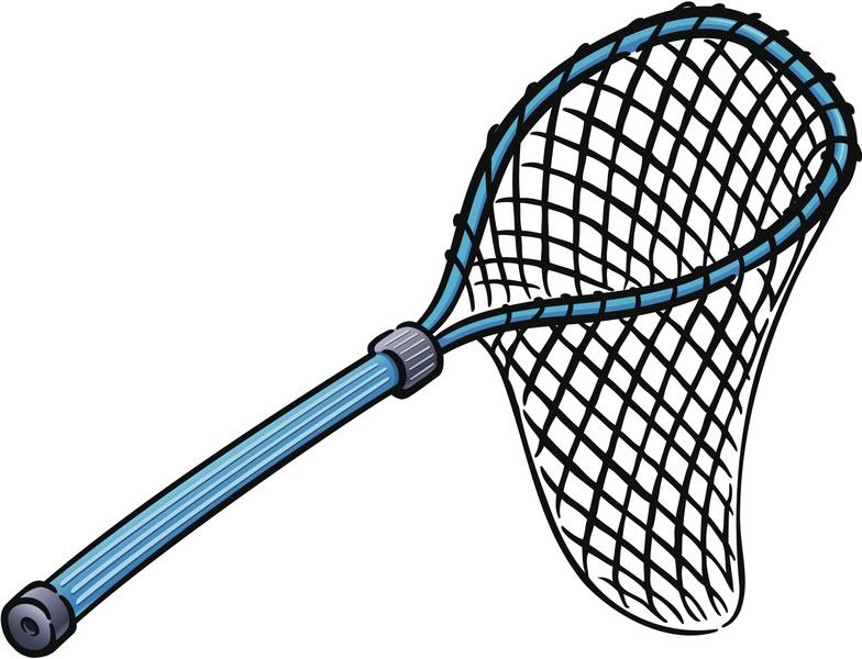 Fishing Net Clipart-Fishing Net Clipart-5