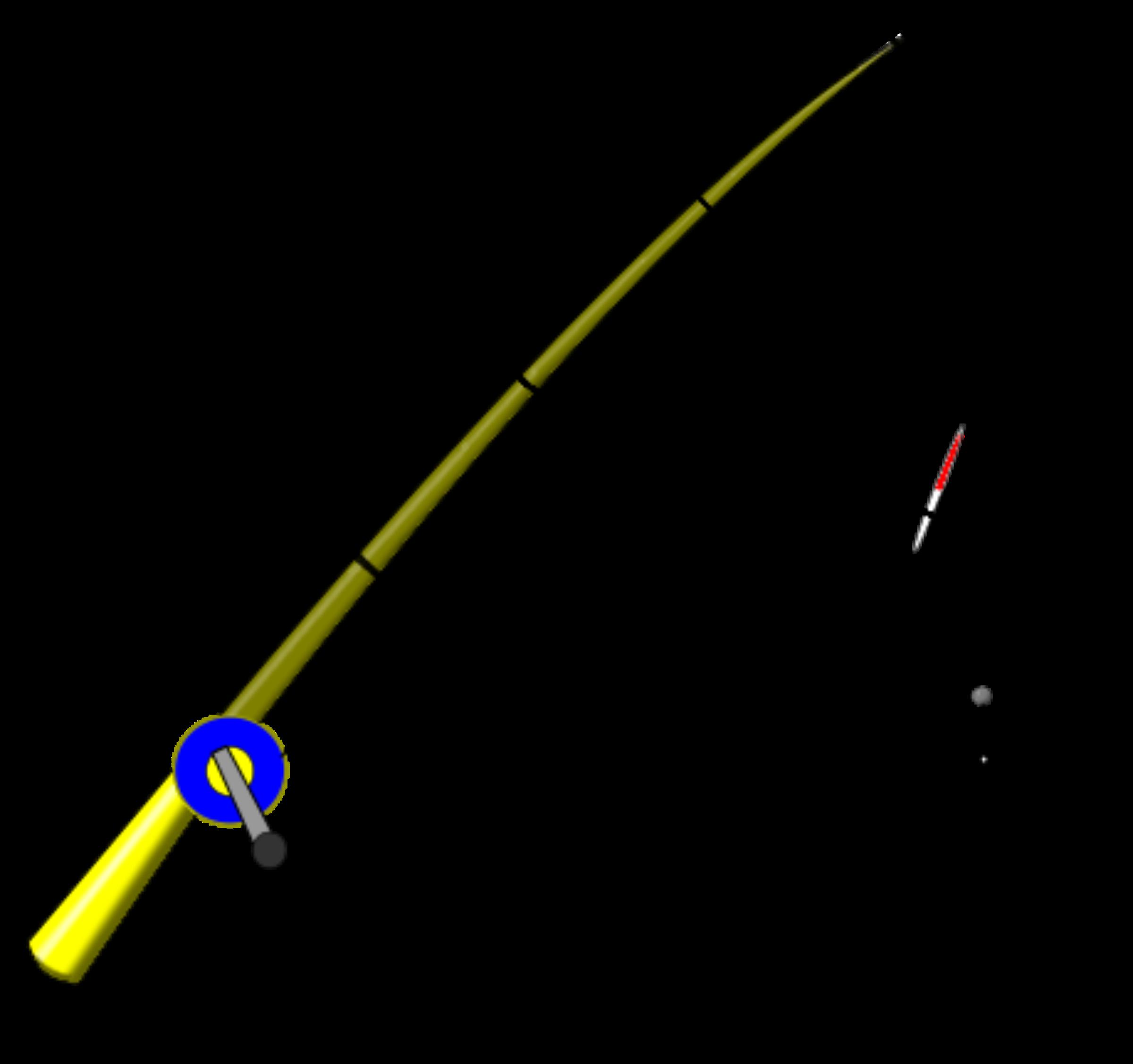 Fishing pole clipart fishing rod image 2