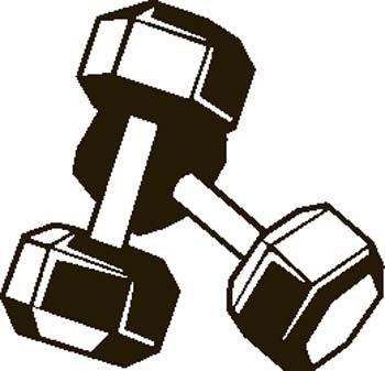 Fitness Clip Art