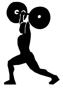 Fitness Clipart. Workout .-Fitness Clipart. Workout .-11