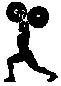 Fitness Clipart. Workout .-Fitness Clipart. Workout .-5