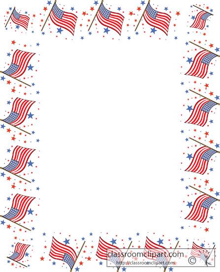 Flag Border Clip Art Free Borders Clipart Clip