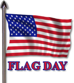 Flag Day With An American Flag-Flag Day with an American Flag-11