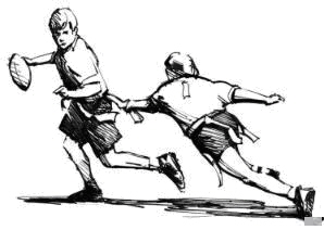 ... Flag Football Clipart; Activities and Forms / Flag Football