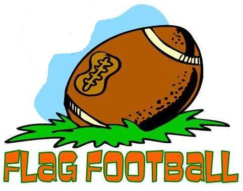 Flag Football Clipart-Flag Football Clipart-7
