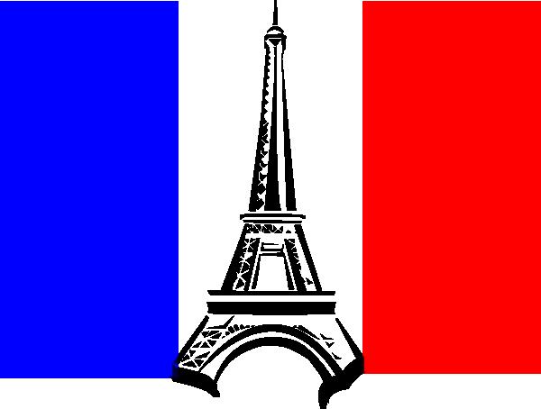 Flag France Clip Art At Clker Com Vector Clip Art Online Royalty