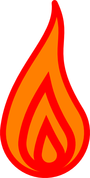 flame clipart images