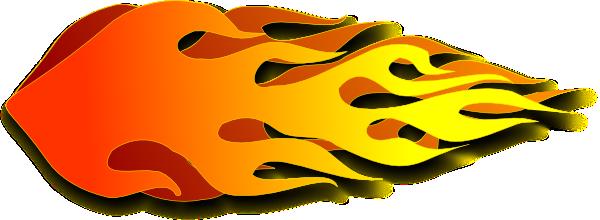 Flame 3 Clip Art At Clker Com Vector Clip Art Online Royalty Free