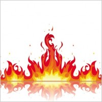 Flame Border Clip Art Free Vector For Free Download About 6 Free