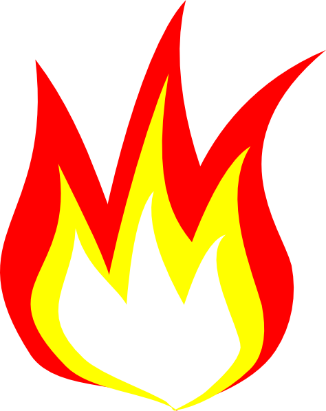 Flame Clip Art-Flame Clip Art-9