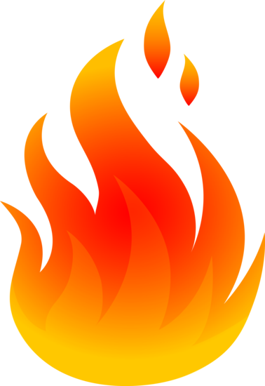 Flame clip art clipart