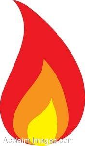 Flame Clip Art-Flame Clip Art-1