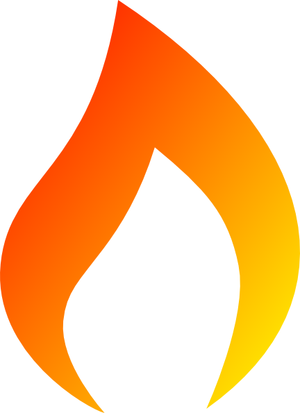 Flame Clip Art-Flame Clip Art-5