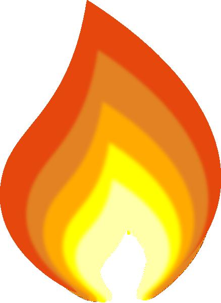 Flame clip art clipart free . - Flame Clip Art