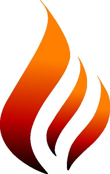 Flame Logo Clip Art At Clker Com Vector Clip Art Online