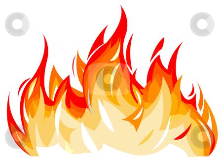 flames clip art #63