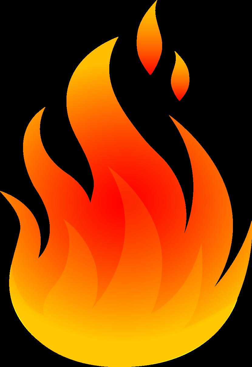 Flames Clip Art #9-flames clip art #9-8