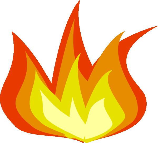Flames Clip Art
