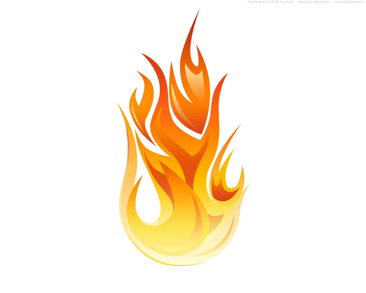Flames fire flame clip art .