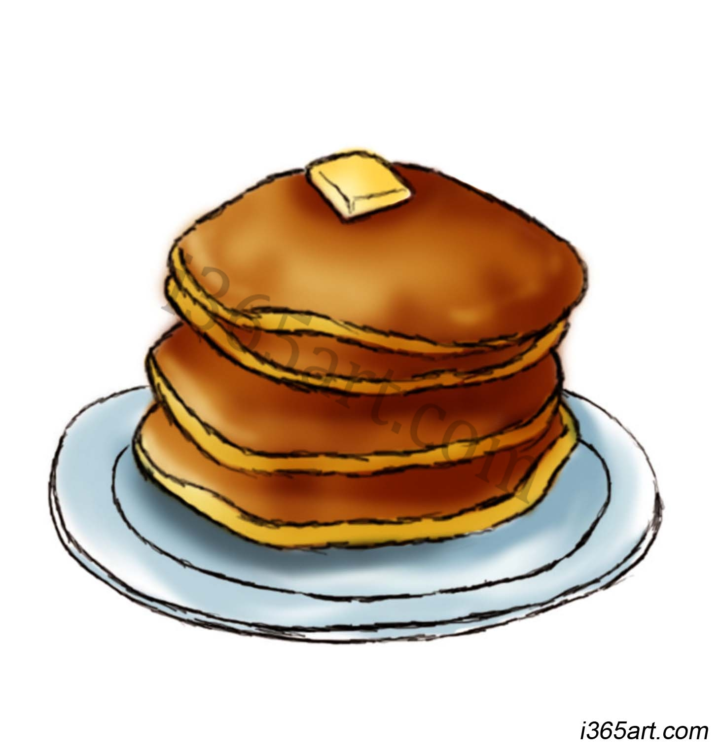 Flapjack Pancakes-Flapjack Pancakes-5