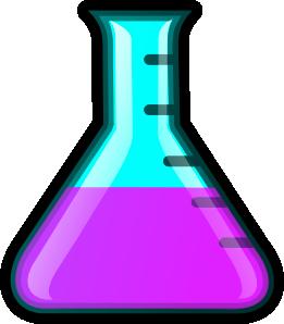 Flask Icon Clip Art