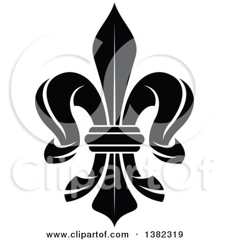 ... Fleur De Lis Royalty Free Vector Ill-... Fleur De Lis Royalty Free Vector Illustration. Preview Clipart-18