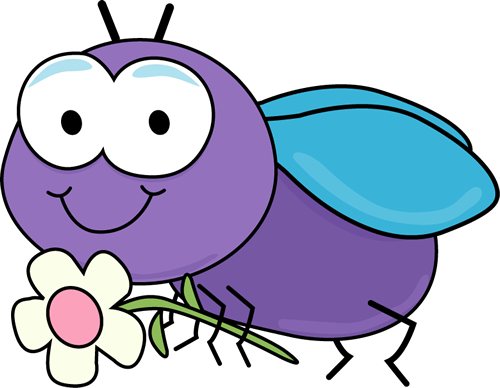 Fly with a Flower